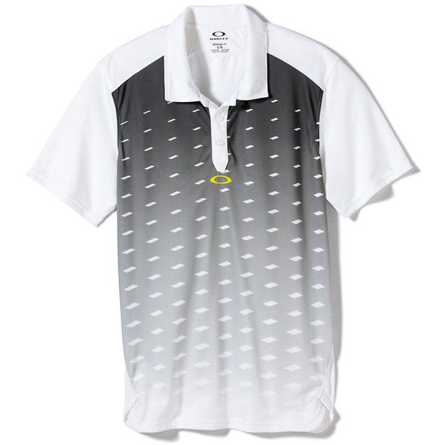 Bubba Watson will be wearing the Oakley Golf Dusk Polo Golf Shirt on tour