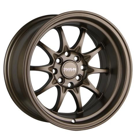 Traklite Wheels Holeshot Cooper Bronze