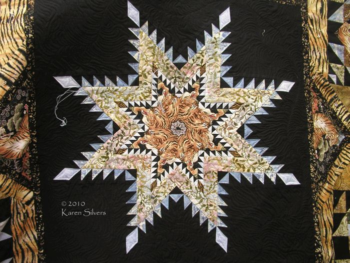 double feathered star