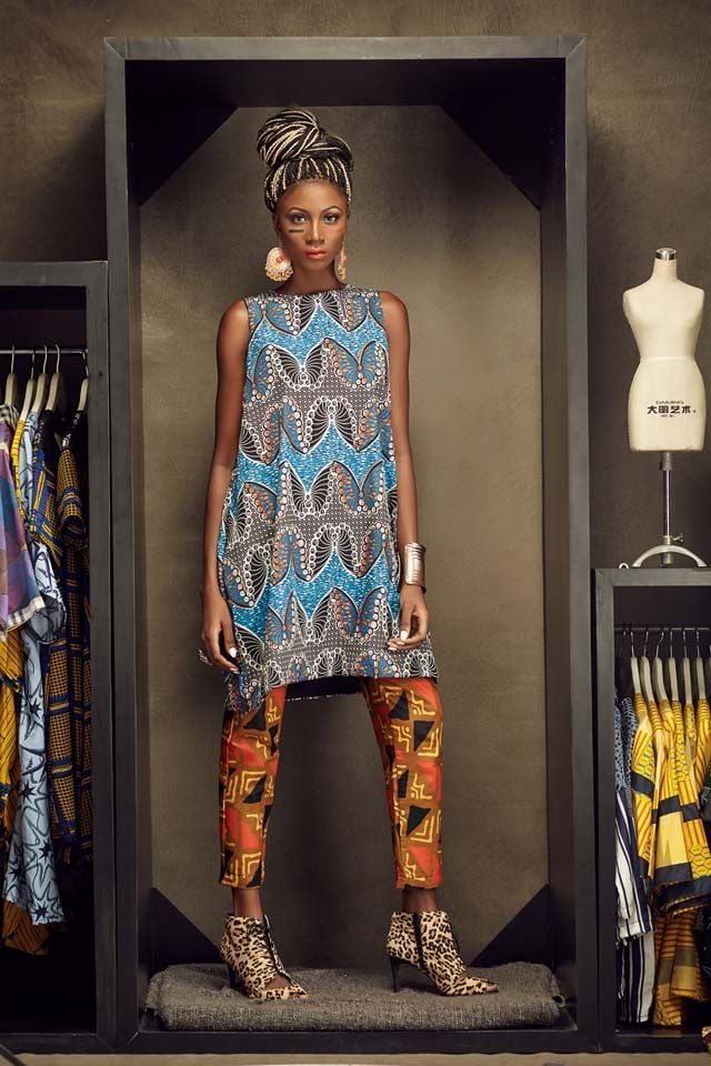 """I just stumbled over this ready-to-wear brand from Nigeria: Iconola. The motto of this fashion label is """"Real People, Real Clothes, Real Prices"""". Iconola wants to be the alternative to…"""