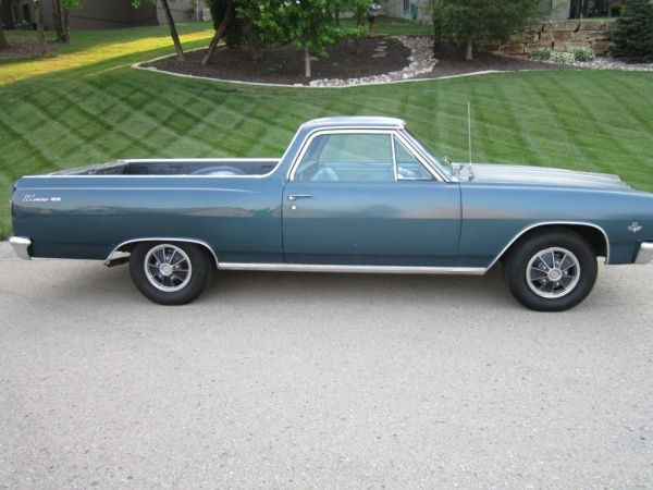 18 best 65 El Camino images on Pinterest | The way, Classic trucks ...