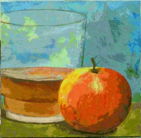 Acrilico sobre tela ((40x40) Acrylic on canvas (40x40)