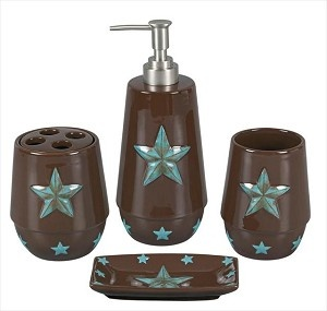 western bathroom accessories rustic. bathroom decor  love the stars Best 25 Western ideas on Pinterest