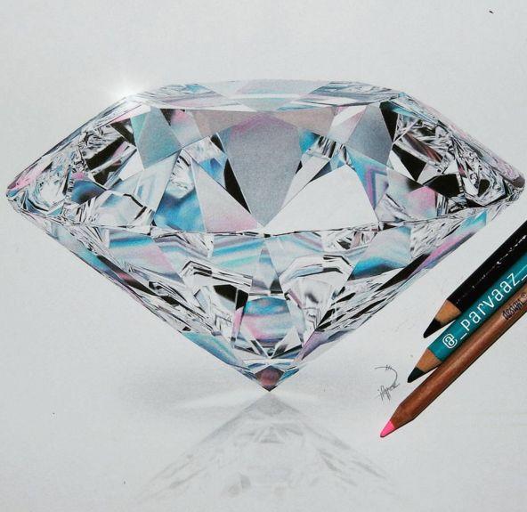 Stunning Pencil Drawings!