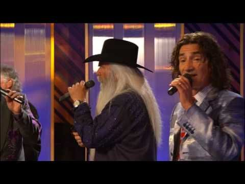 Jason Crabb & The Oak Ridge Boys - Just a little Talk with Jesus & Amazing Grace - YouTube