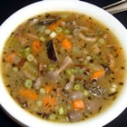 Mushroom Soup (without cream)
