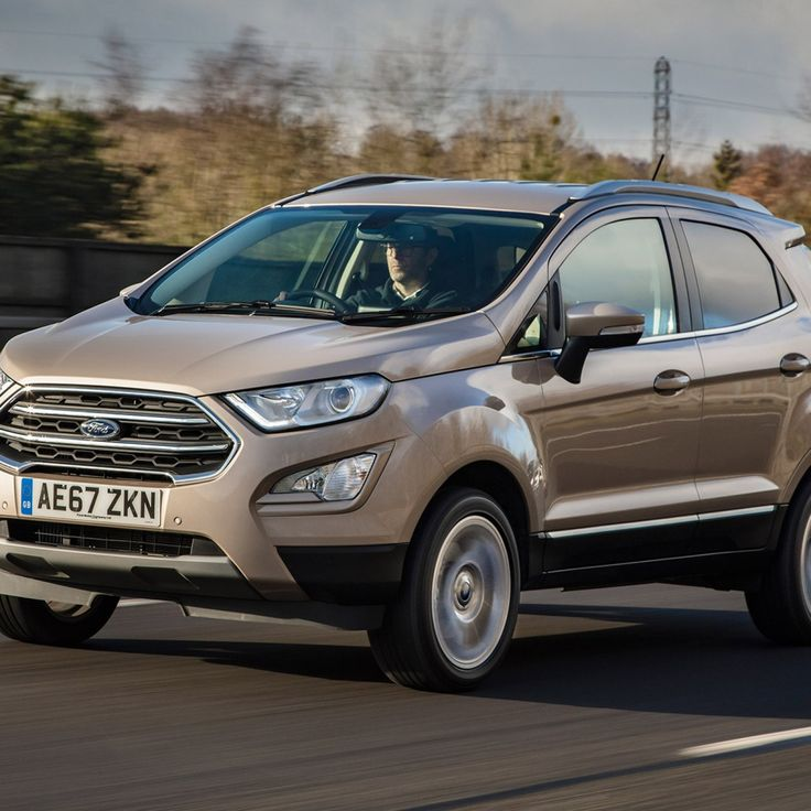 Suvs Manual Transmission Luxury ford Ecosport Review in