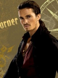 Download mobile wallpaper Actors, Cinema, People, Men, Orlando Bloom, Pirates of the Caribbean for free.