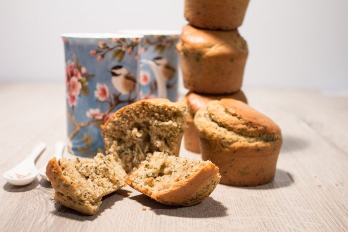 Muffin al tea ricetta