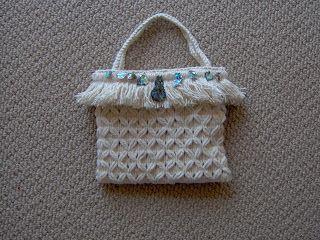 Robin Weaves Korowai: Cream Bag