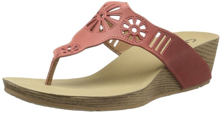 Clarks Women's Alto Seawalk Wedge Sandal >>> Don't get left behind, see this great  product : Clarks sandals
