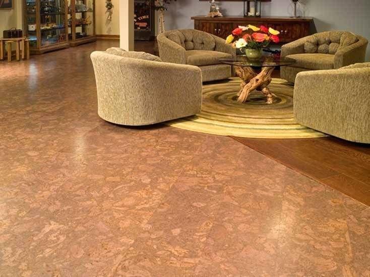 Painted Basement Floor Ideas Unfinished Basement Basement Flooring