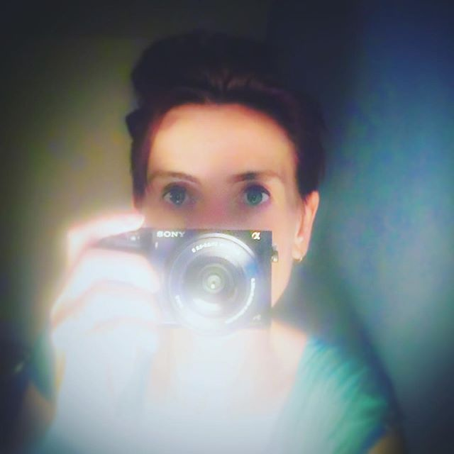 'We don't see things as they are,  we see them  as we are.' ~Anaïs Nin  #lens #photography #pointofview #sonya6000 #new #photocamera #quote #anaisnin #selfportait