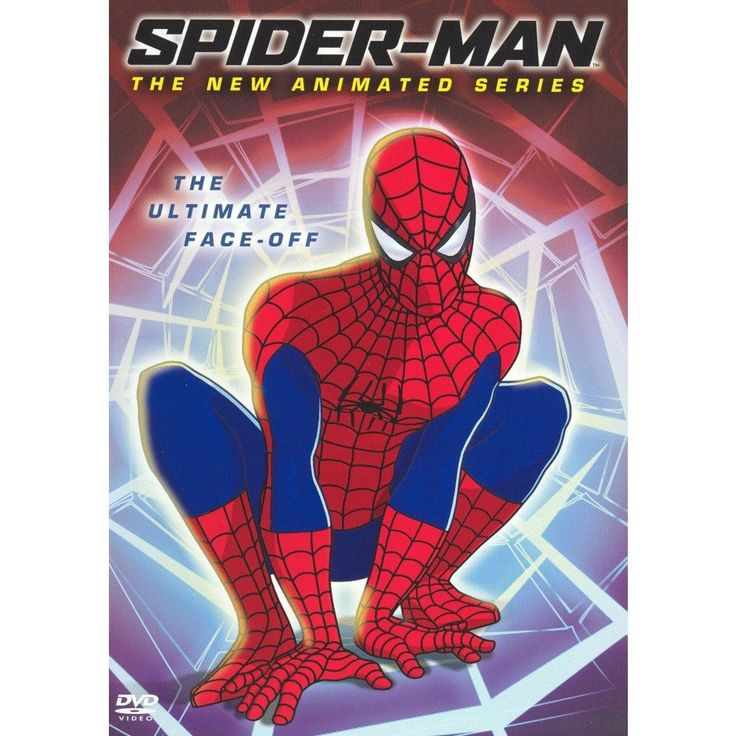 Spider-Man The New Animated Series: The Ultimate Face-Off (dvd_video)