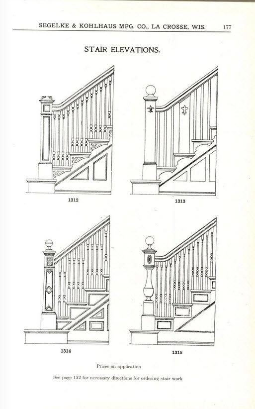 Best 174 Best Drawing Stairs And Stair Railing Images On 640 x 480