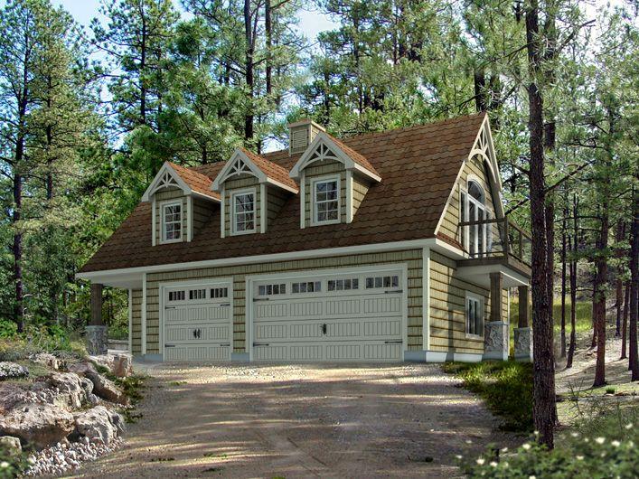 23 Best Garage Plans Images On Pinterest Cottage