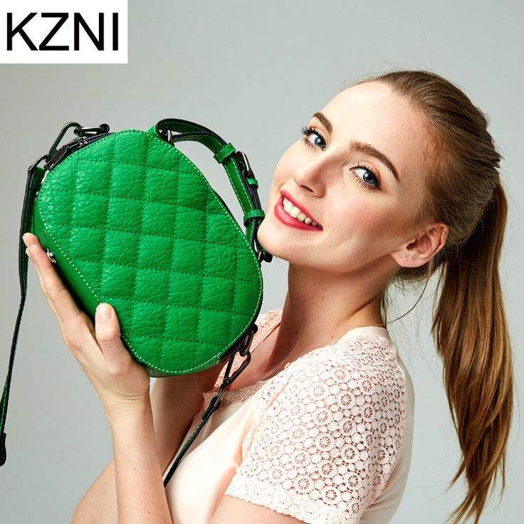 KZNI genuine leather female bags womens handbags high quality ladies hand bags luxe handtassen vrouwen tassen designer L121859