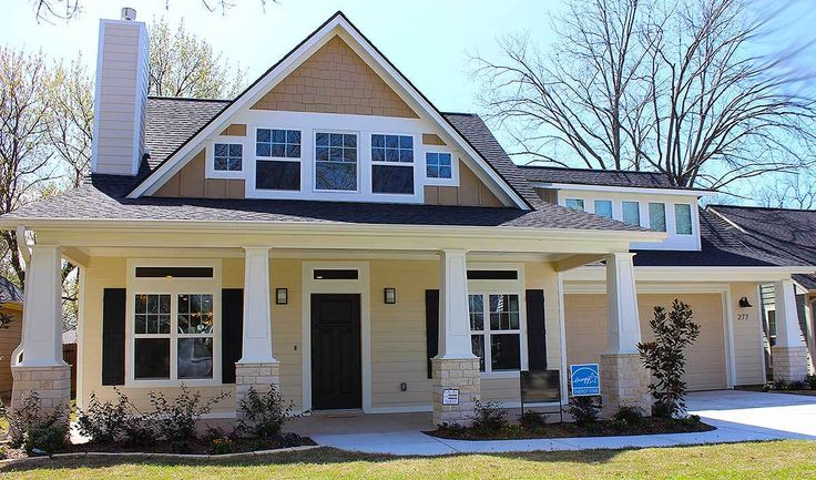 house plans craftsman style house plans and southern living house