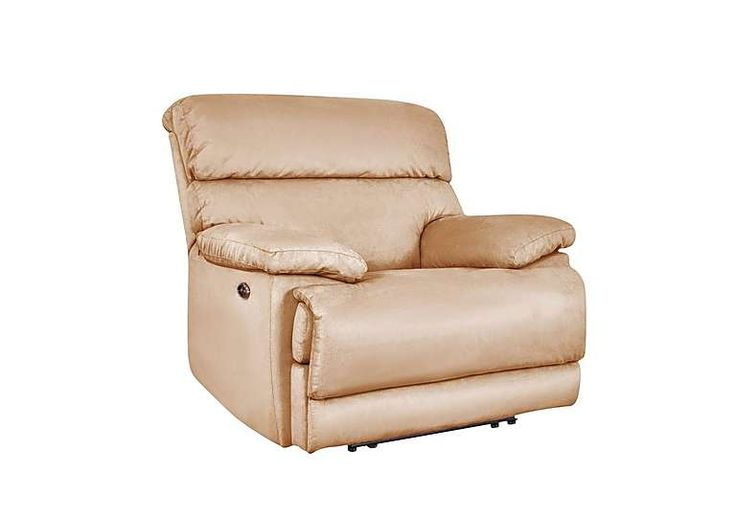 Furniture Village Cupola Recliner Armchair Recline and relax in luxurious contemporary style Armchair has manual, power or battery-operated recliner Clever ldquo
