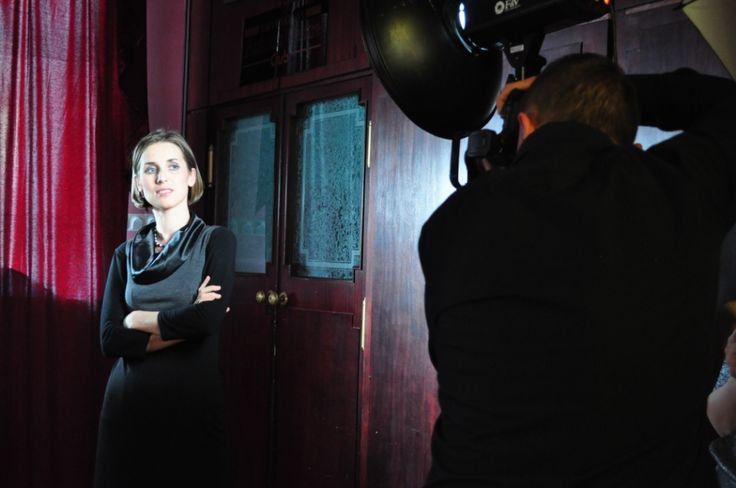Charms of Business, 2012. Photo session by Jacek Kutyba