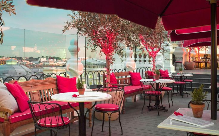 An insider's guide to the top boutique hotels in Madrid, featuring the best for rooftop bars and pools, Michelin-starred restaurants, spas and stylish sensibilities.