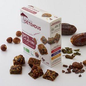 Délices Fruités Datte Cacao cru (x2)