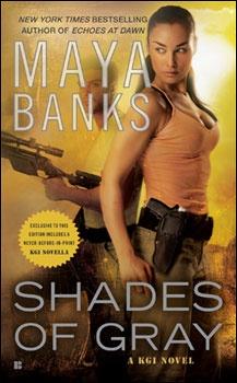 Shades of Gray ~ Maya Banks Book 6 in KGI Series  out Dec 31, 2012Worth Reading, Shades, Kgi Novels, Maya Banks, Book Worth, Kgi Series, Gray Kgi, Romances Book, December 31