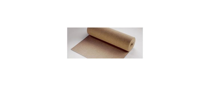 APC Cork APC-3MM-200SF-ROLL 3MM Cork Underlayment Flooring Accessories Installation