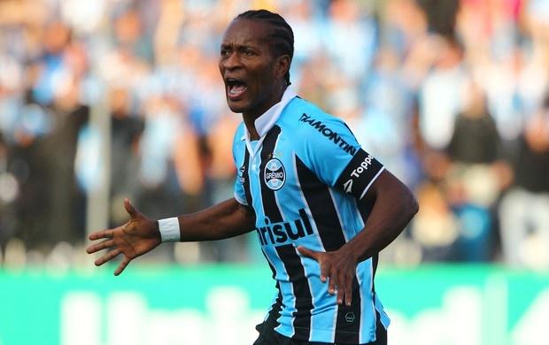 Ze Roberto. Grêmio 2 x 0 Náutico, 26/5/2013 (Foto: Lucas Uebel / Grêmio)