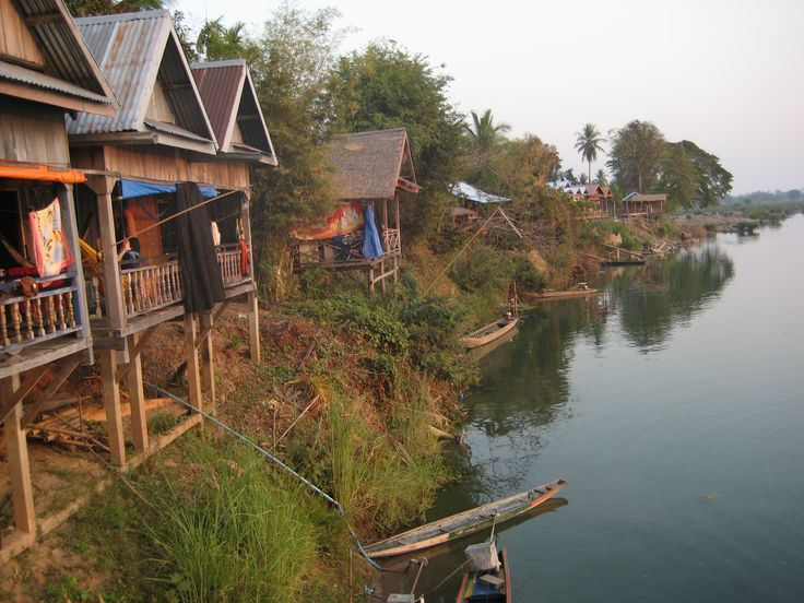 don det, laos  One of the most beautiful places in the whole world!