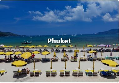 #Phuket, a rainforested, #mountainous island in the Andaman Sea, has some of #Thailand's most popular #beaches, mostly situated along the clear waters of the western shore. So visit now this beautiful place and book your accommodation via online reservation through #HomeAway in a cheap #Hotel, Resort or Apartment and get up to 60% #discount on your #booking.