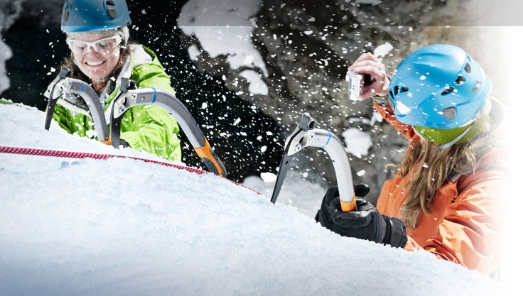Ice Climbing - http://ow.ly/8IPDE