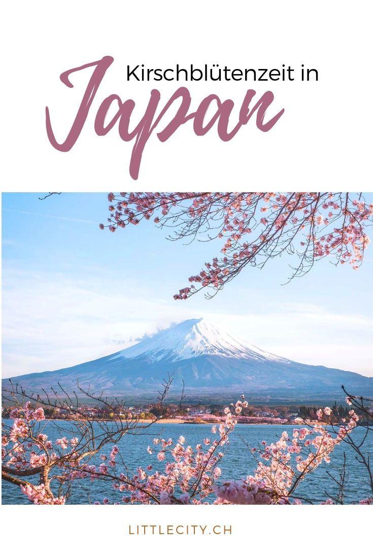 Japan In Der Kirschblutenzeit Beste Reisezeit Schonste Orte Schone Orte Beste Reisezeit Reisen