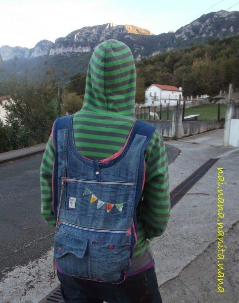 nai.nana.nanita.nana: Historia de una mochila