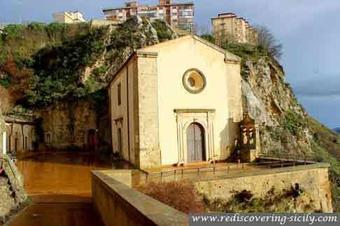 Church Papardura Enna