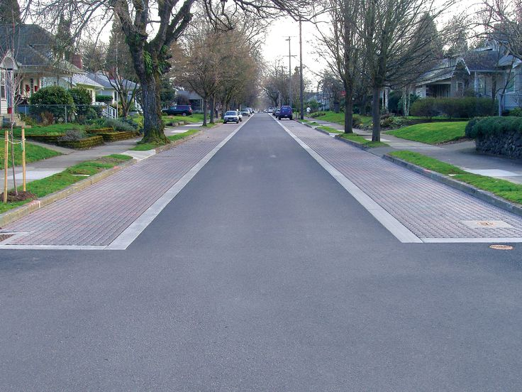 Best Images About Permeable Pavers On Pinterest Side
