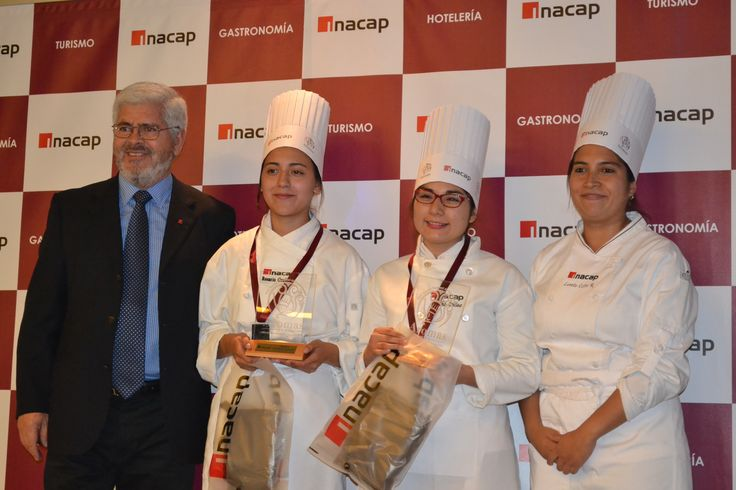 Arica Espiritu Inacap, Ernesto Paredes, Rosario Guajardo, Nazlha Collao, Loreto Cofré.