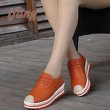 Плоская платформа 2015 обувь из натуральной кожи летние квартиры отлично женская обувь свободного покроя мода тенденция четыре сезона квартир женщин(China (Mainland))