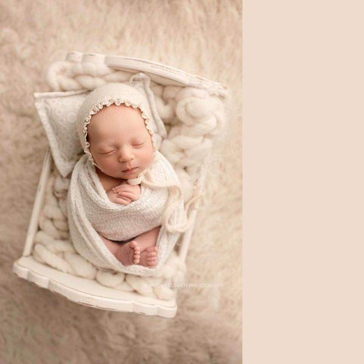 Cream · shallowbucketcreamnewborn photographycreme caramelcustardbuckets newborn picturesnewborn photos
