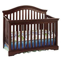 Truly Scrumptious Sienna Curved Lifetime Crib This Is