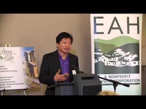 Avena Bella Grand Opening | EAH Housing - YouTube