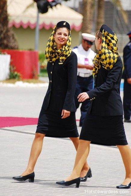 Gulf Air Stewardess Photos ~ Cabin Crew Photos