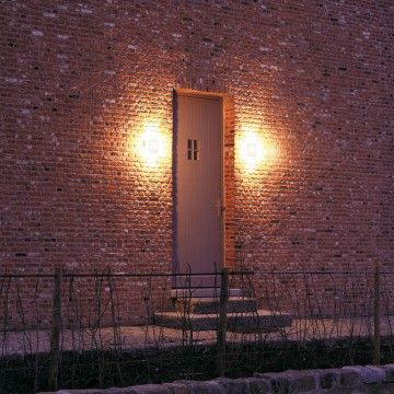 17 Best images about Modern Outdoor Lighting on Pinterest Outdoor floor lamps, Recessed wall ...