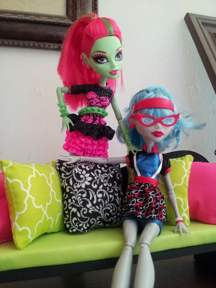 37 Best Images About Diy Doll Things On Pinterest Monster High Birthday Miniature And Monster
