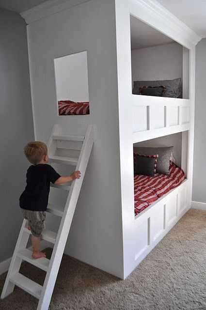Best 1000 Images About Bunk Beds On Pinterest Built In Bunks 640 x 480