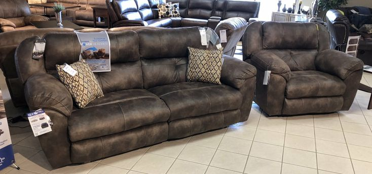 Who Needs A New Sofa And Chair Recliner Livingroom