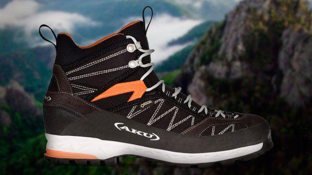 AKU анонсировала на 2018 г. новые походные ботинки Tengu Lite GTX и Tengu Low GTX
