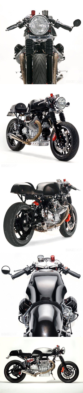 Moto Guzzi V1100 Daytona '96 Cafe Racer WWW.DARRAS.GR