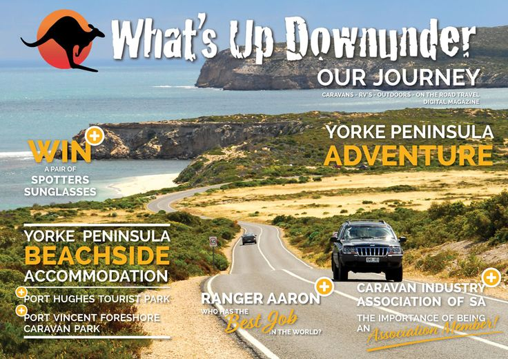 WUDU Yorke Peninsula Adventure - What's Up Downunder