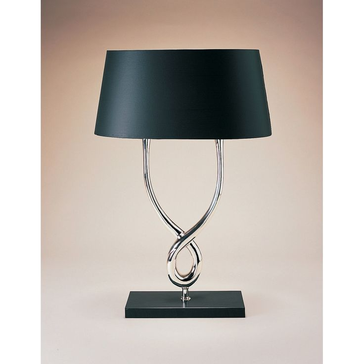 Cool table lamps | FFE_Table Lamp | Pinterest | Black table lamps, Black  table and Lamp table